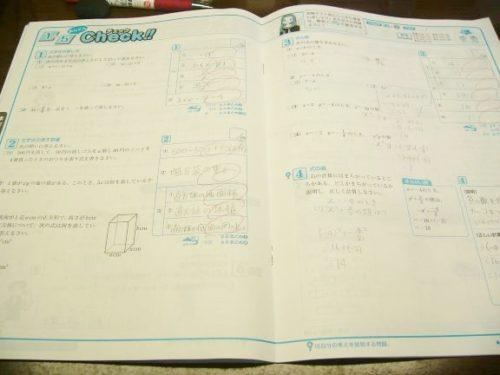 中学生ポピーの数学