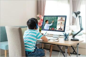 学力問題については自宅学習でも十分にとり組める